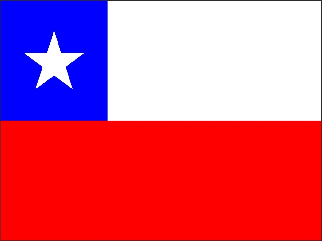 Flag 'Chile'