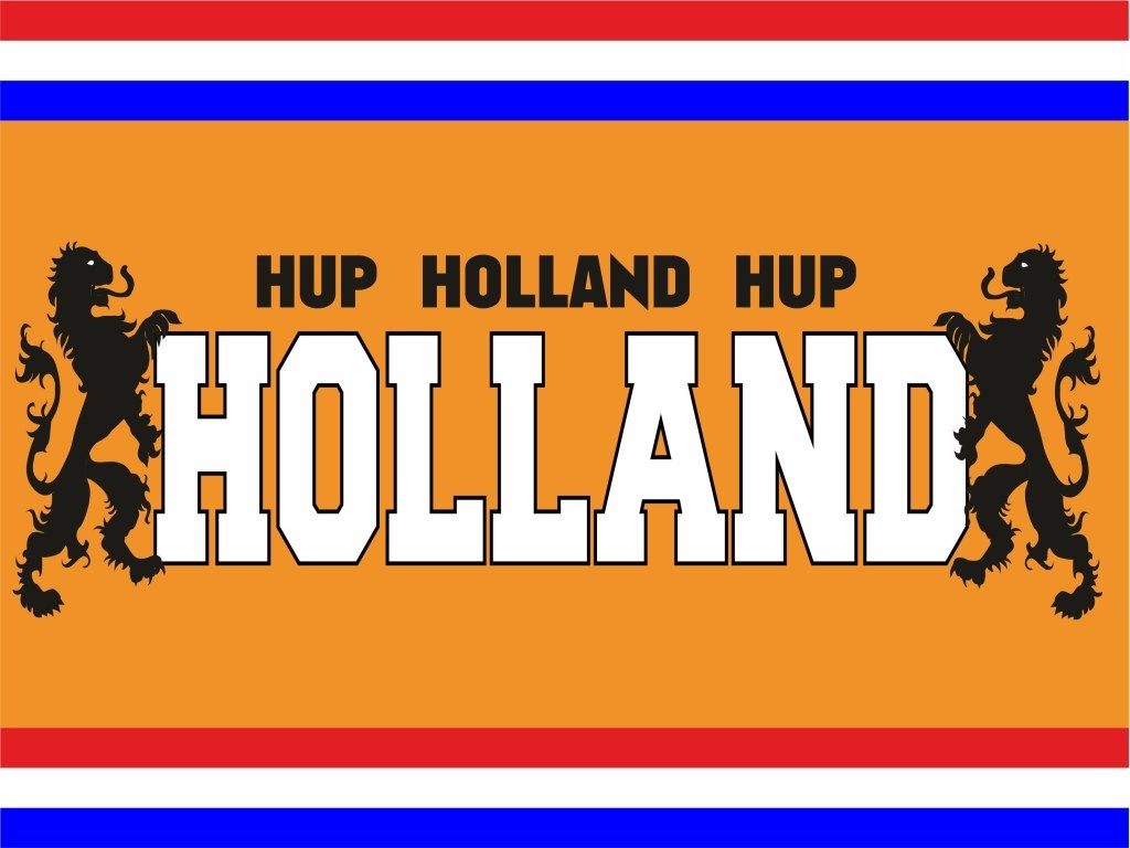 Fahne 'Holland'
