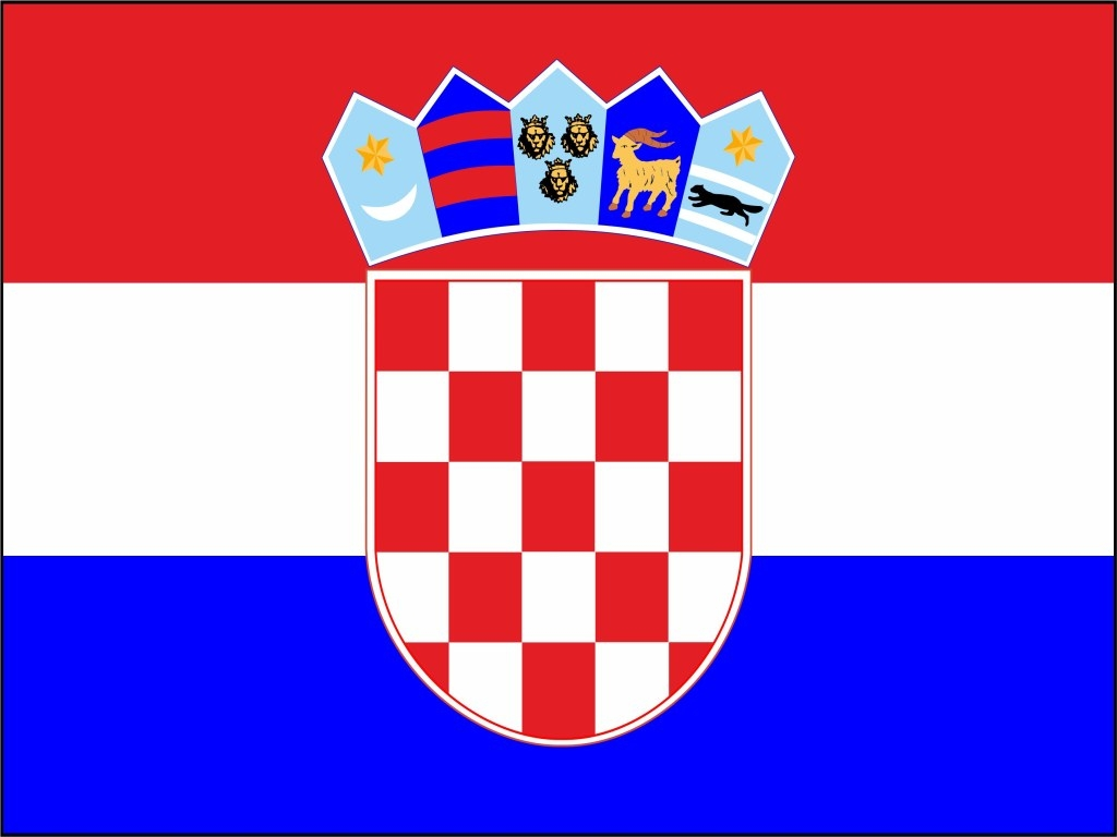 Flag 'Croatia' GROMMIT