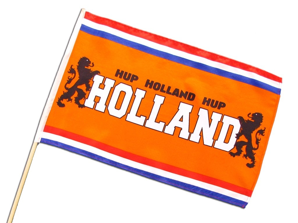 Hand-Flag 'Holland'