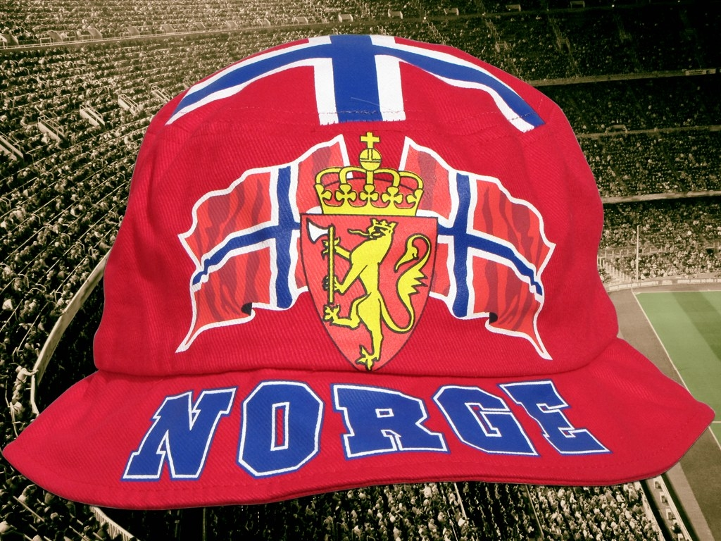 Sun hat 'Norway'