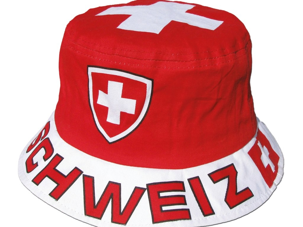 Sun hat 'Switzerland'